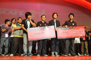Nescafe 3in1 Soundskool 2009 winner