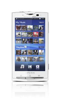 Xperia X10 White