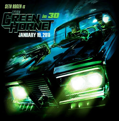 The Green Hornet Showing in IMAX Cebu
