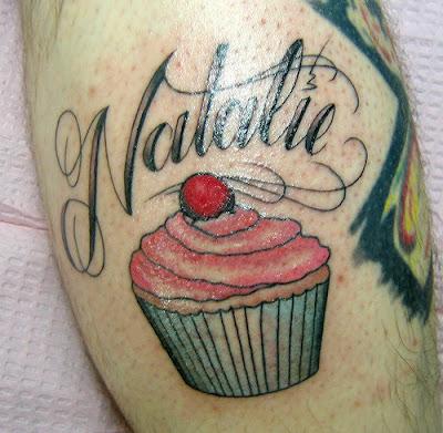 Cupcake Tattoo Tattoos