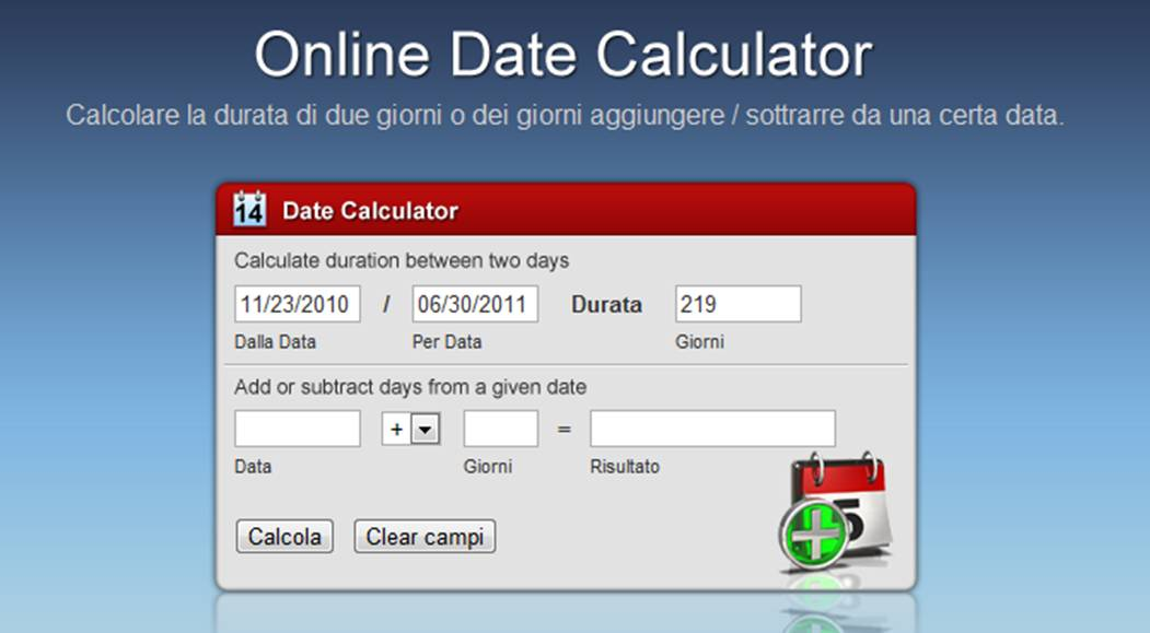 Online due date calculator in Perth