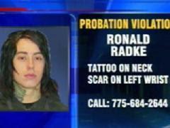 ronnie radke  jail