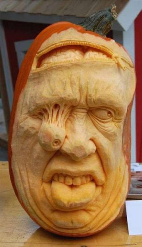 Strangedaze Expert Pumpkin Carving 101 7