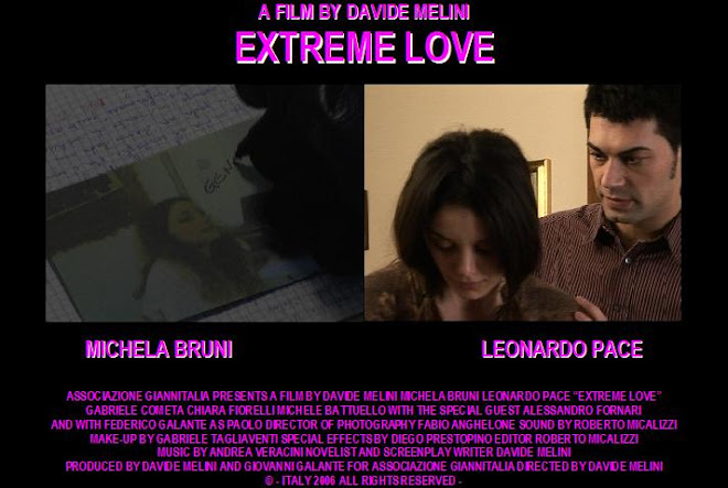 Extreme Love - Poster 3