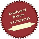 I Bake from Scratch