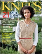 Interweave Knits, Spring 2010