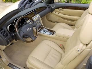 New Lexus SC 430 2009
