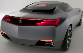 Acura NSX Sports Car wallpaper