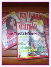 Majalah lama-lama taun dulu untuk dijual ,RAPI, Wanita, Keluarga dan Jelita. Majalah Pa & MA