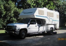 The Big Foot Camper