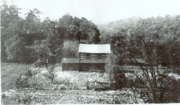 Barefoot Log Cabin
