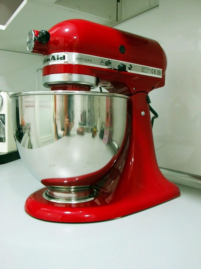 Kitchenaid for Pane con kitchenaid