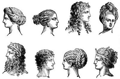 la historia del peinado el maquillaje y la moda durante el Prezi - Peinados Edad Contemporanea