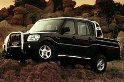 Pick up Mahindra