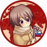 Anime Hetalia Russia