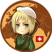 Anime Hetalia Switzerland