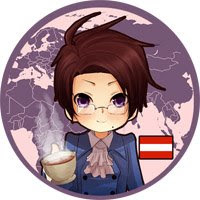 Anime Hetalia Austria