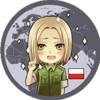 Anime Hetalia Poland