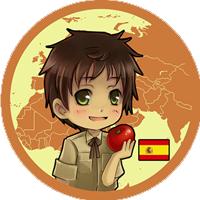 Anime Hetalia Spain