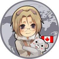 Anime Hetalia Canada