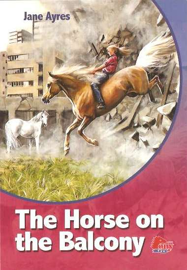 Ponymad booklovers blog stabenfeldt books review part 3 for The balcony book