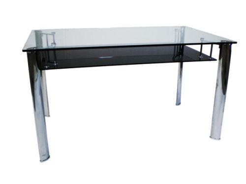 Arquifinsa mesa ejecutiva moderna for Mesas de comedor de vidrio modernas