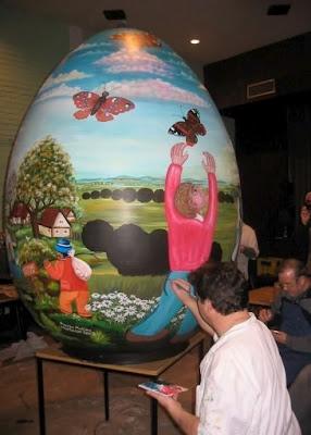 Manierismo. Huevo+de+Pascua