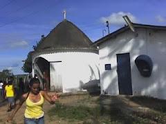 Igreja Santa Lucia em Café do Vento