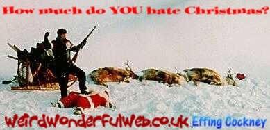Image:Santa & Reindeer hunted