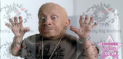 IMAGE: Verne Troyer Celebrity Big Brother UK 2009