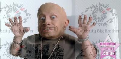 IMAGE: Verne Troyer Celebrity Big Brother UK 2009