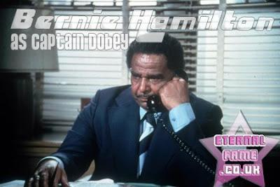 IMAGE: Bernie Hamilton as Capt. Dobey