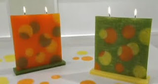 Como hacer Velas Video Tutorial