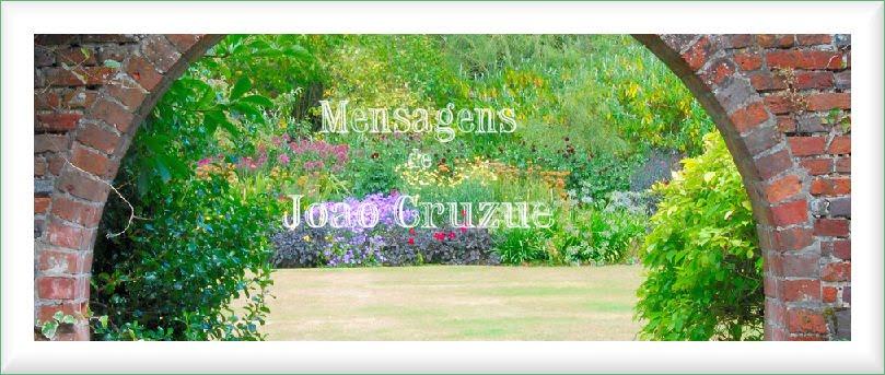 Mensagens Joao Cruzue