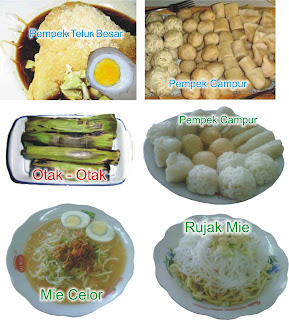 kerupuk kemplang, makanan khas palembang, pempek palembang