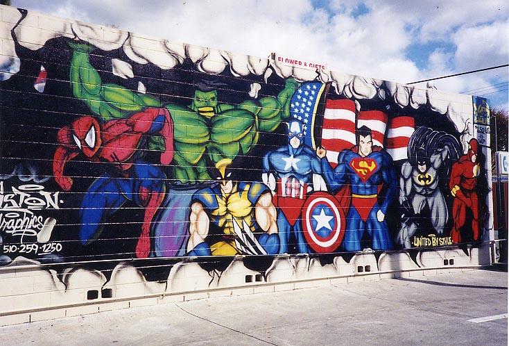 gallery for gt superhero wall mural superhero wall mural super hero pinterest
