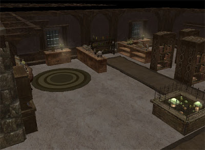 Armond Alchemy: Interior