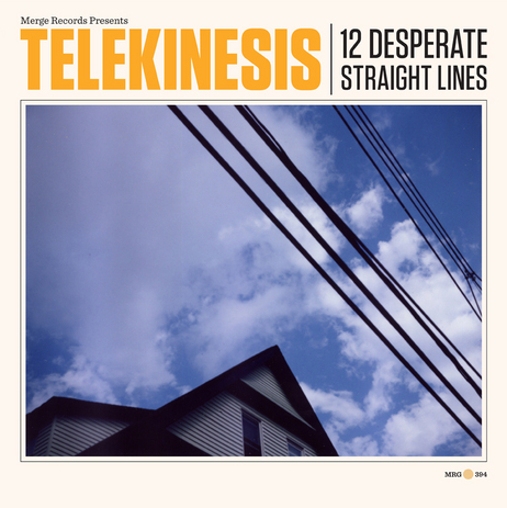 Telekinesis 12 Desperate Straight Lines. 12 Desperate Straight Lines is
