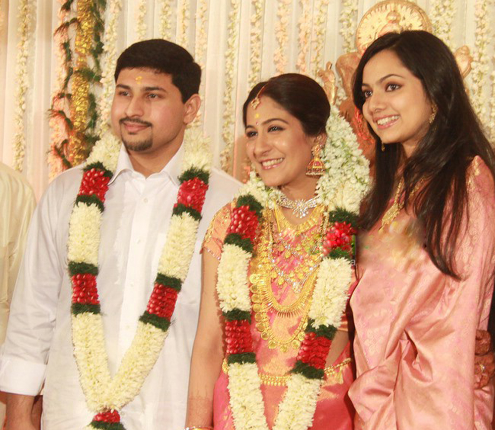 stills4u: Swetha Mohan Marriage photogallery for Serial Actress Priya Mohan Wedding Photos  35fsj
