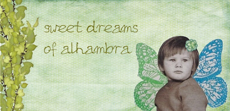 sweet dreams of alhambra