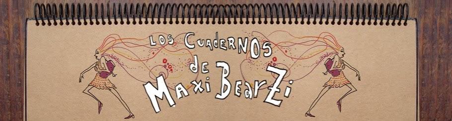 lOs cuadErNOS de MaXi BearZi