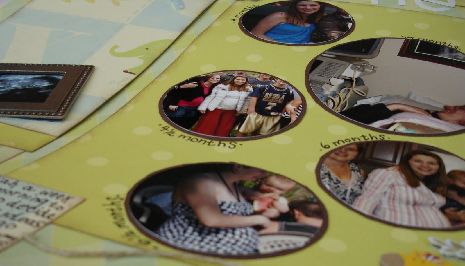 Pregnancy scrapbook ideas journaling - I Always Think That I Will Have Too Much Space With My Journal And Then End Up Running Out Of Room Because I Want To Talk So Much