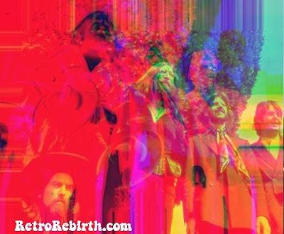 Beatles, John Lennon, Paul McCartney, George Harrison, Ringo Starr, Beatles History, Psychedelic Art, Beatles Psychedelic, Beatles 1969