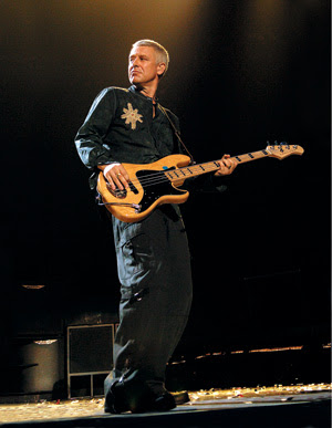 Adam Clayton, U2, Adam Clayton Birthday, Adam Clayton March 13