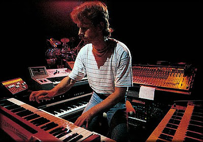 Tony Banks, Genesis, Genesis Keyboard Player, Tony Banks Birthday March 27