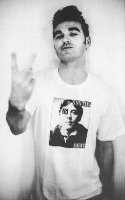 Morrissey,Smiths Singer, Morrissey Birthday May 22