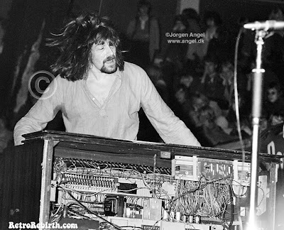 John Lord, Deep Purple, Deep Purple Organ Player, John Lord Birthday June 9