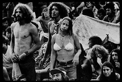The Celebration of Life Festival, June 21 1971, McCrea Louisana, Rock Music Festival