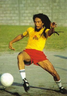 Bob Marley Soccer, Bob Marley Football