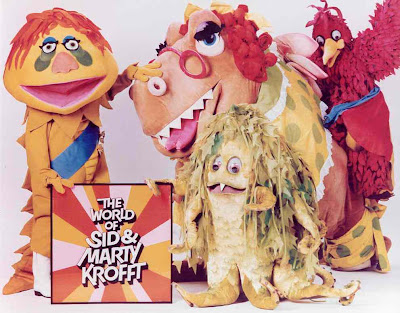 Sid & Marty Krofft, Sigmund & The Seamonsters